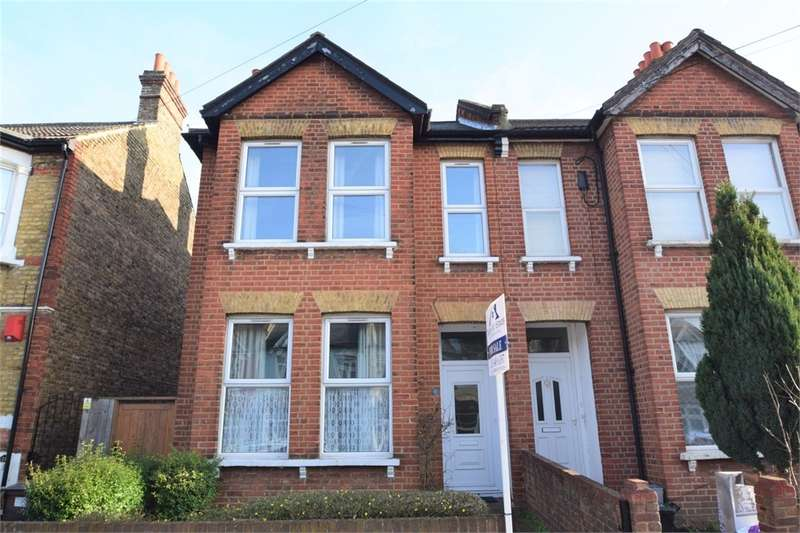 3 Bedrooms End Of Terrace House for sale in Howberry Road, Thornton Heath, Surrey