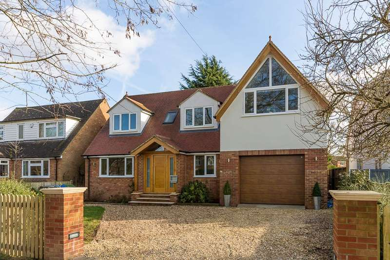 4 Bedrooms House for sale in Park Avenue, Wraysbury, TW19