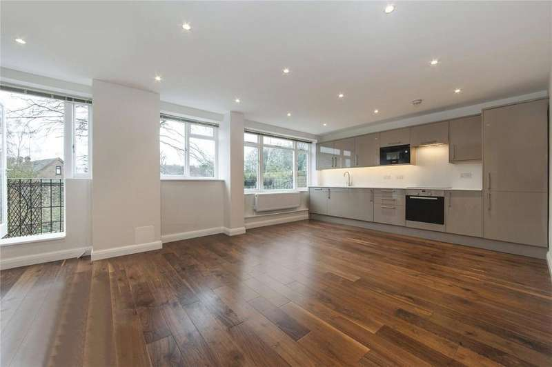 1 Bedroom Apartment Flat for sale in HOGARTH COURT NORTH END, HAMPSTEAD, London, NW3