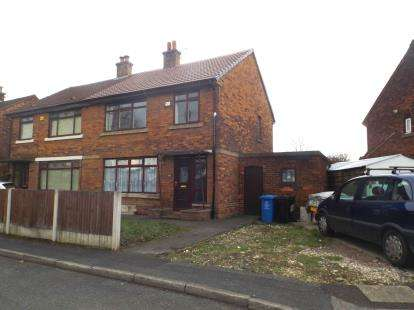 3 Bedrooms Semi Detached House for sale in Winchester Road, Urmston, Manchester, Greater Manchester