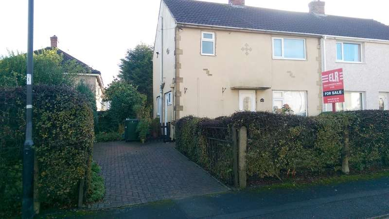 3 Bedrooms Semi Detached House for sale in Sorrel Road, Sunnyside, Rotherham