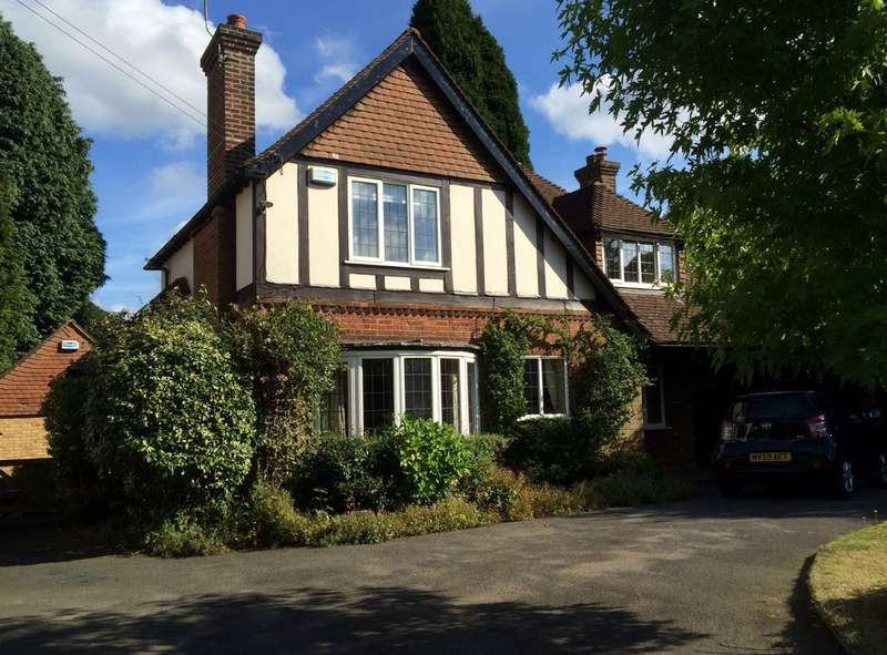 3 Bedrooms Detached House for sale in Weald Road, Sevenoaks, TN13 1QQ