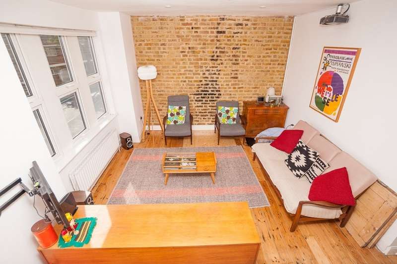 2 Bedrooms Maisonette Flat for sale in Kilburn Lane, Queens Park W10