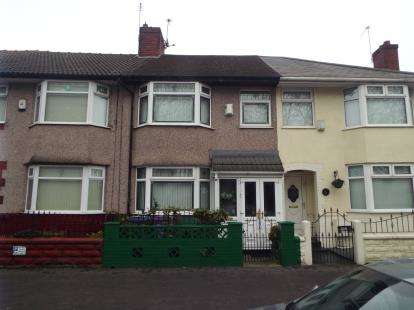 3 Bedrooms Terraced House for sale in Green Lane, Old Swan, Liverpool, Merseyside, L13