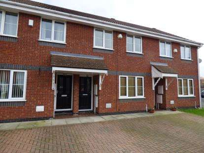3 Bedrooms Terraced House for sale in The Ploughlands, Ashton-on-Ribble, Preston, Lancashire, PR2
