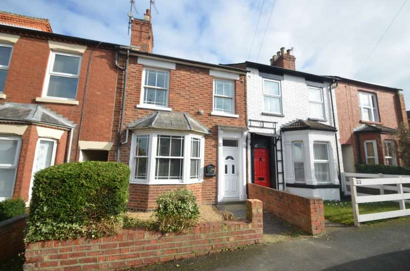 3 Bedrooms Terraced House for sale in New Bradwell