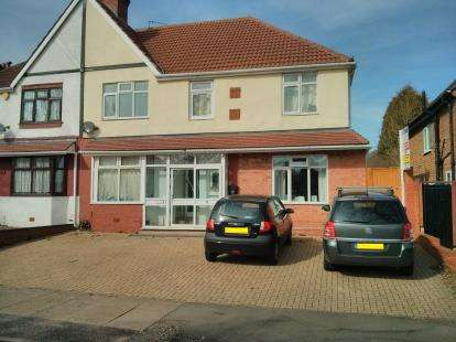 9 Bedrooms Semi Detached House for sale in Gibbins Road, Selly Oak, Birmingham, West Midlands