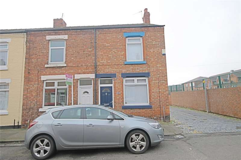 2 Bedrooms End Of Terrace House for sale in Reid Street, Darlington, Co Durham, DL3