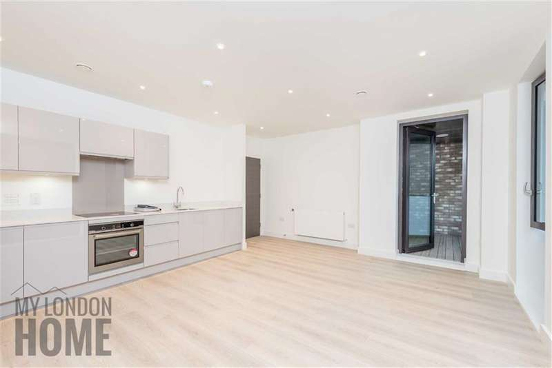 1 Bedroom Property for sale in Sailors House, Canary Wharf, London, E14