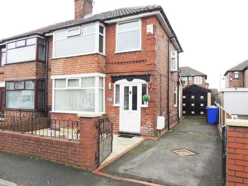 3 Bedrooms Property for sale in Davids Road, Droylsden, Manchester