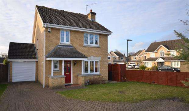 4 Bedrooms Detached House for sale in Clarence Drive, Wellington Park, Camberley