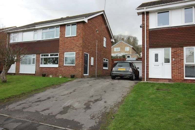 3 Bedrooms Semi Detached House for sale in The Paddock, Portishead