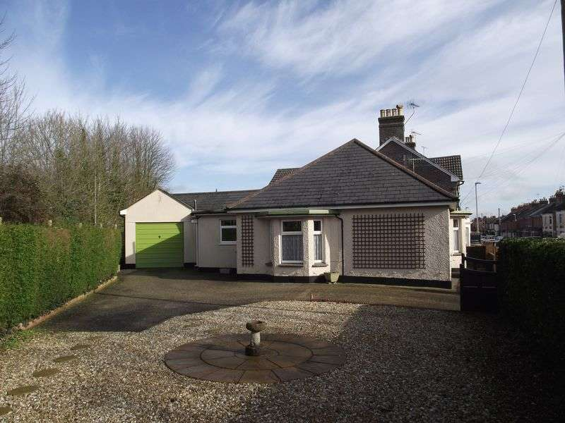 2 Bedrooms Detached Bungalow for sale in Monmouth Road, Dorchester