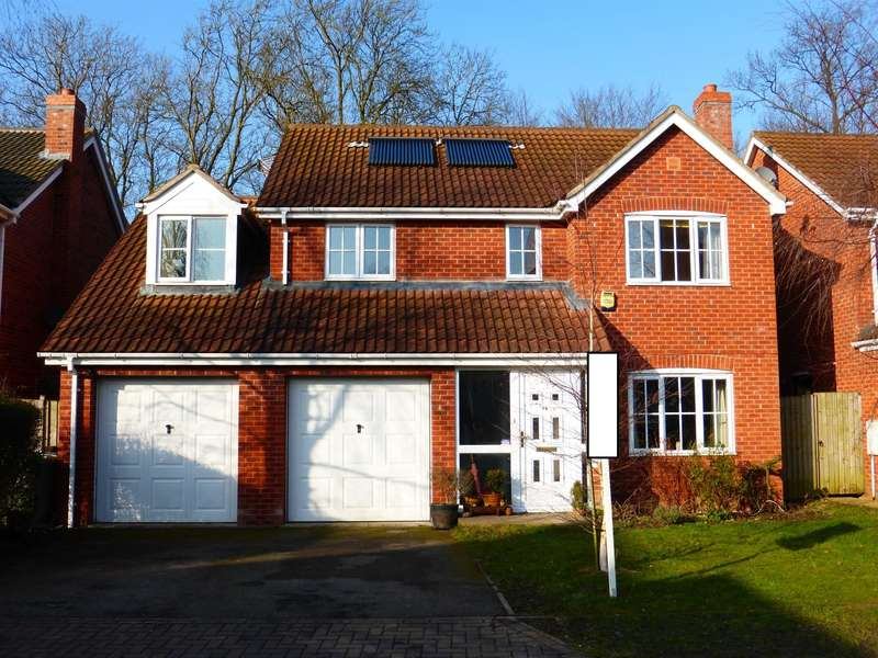 4 Bedrooms Detached House for sale in Youngs Close, Coddington, NEWARK, NG24