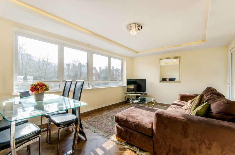 2 Bedrooms Flat for sale in Crescent West, Hadley Wood, EN4