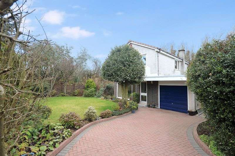 3 Bedrooms Detached House for sale in Ardross Place, Glenrothes