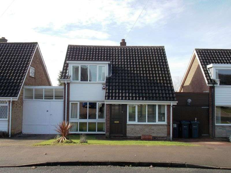 3 Bedrooms House for sale in Burford Park Road, Kings Norton, Birmingham