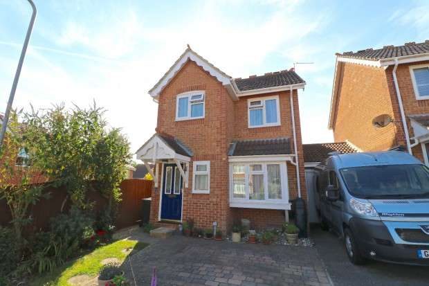 3 Bedrooms Detached House for sale in Patcham Mill Road, Stone Cross, Pevensey, BN24
