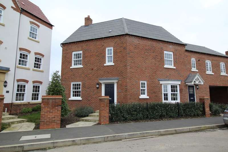 3 Bedrooms Property for sale in Carding Way, Kempston, Bedford, MK42