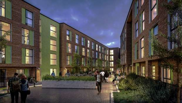 Apartment Flat for sale in Innovation House Sizer Street, Preston, PR1