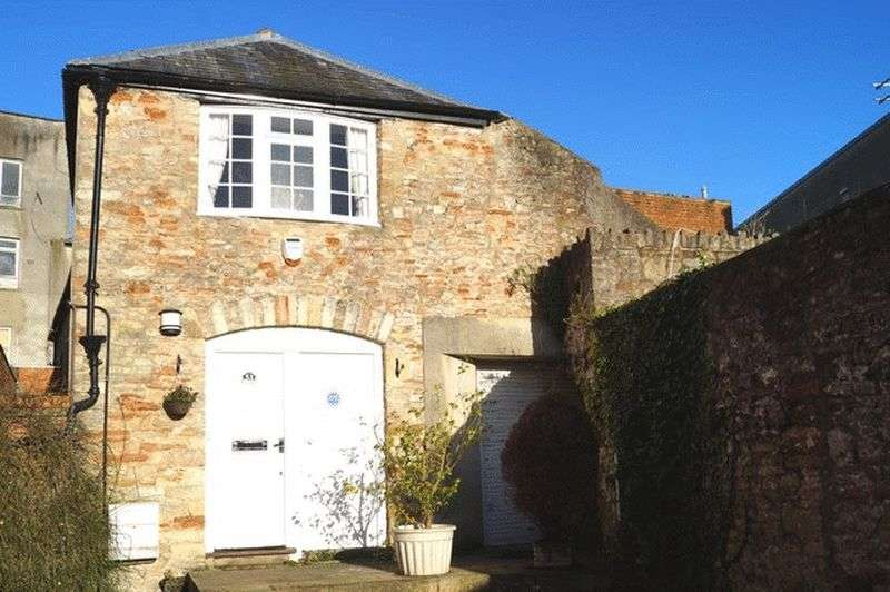 4 Bedrooms Terraced House for sale in Wells, Somerset