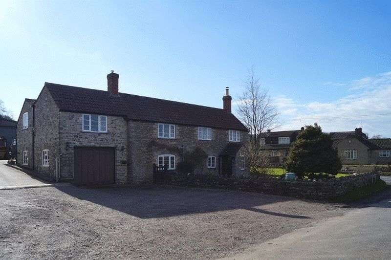 5 Bedrooms Detached House for sale in Chewton Mendip, Somerset