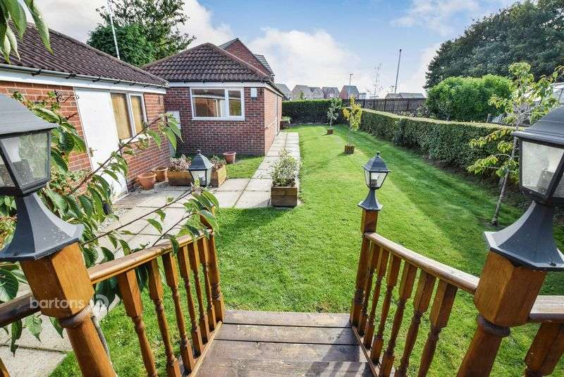 3 Bedrooms Detached Bungalow for sale in Sawn Moor Avenue, Thurcroft