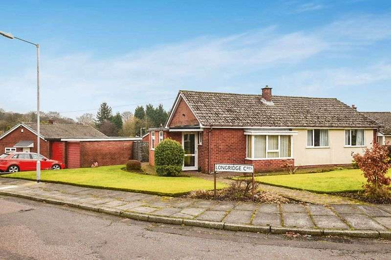 3 Bedrooms Detached Bungalow for sale in Longridge Crescent, Bolton