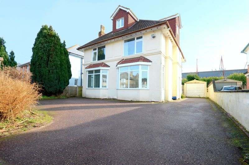 5 Bedrooms Detached House for sale in Thistlebarrow Road, Bournemouth
