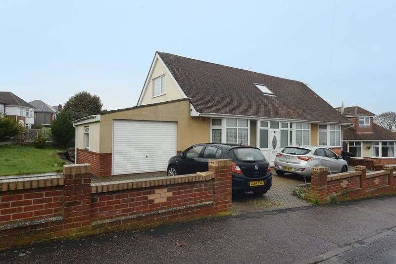 4 Bedrooms Detached House for sale in Spacious Four Bedroom Chalet Bungalow located in the Heart of Moordown
