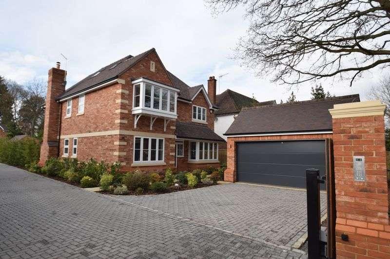 5 Bedrooms Detached House for sale in Fulmer Road, Gerrards Cross
