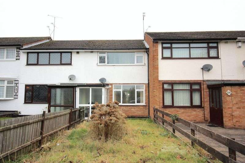 2 Bedrooms Terraced House for sale in Bell Green Road, Bell Green, Coventry