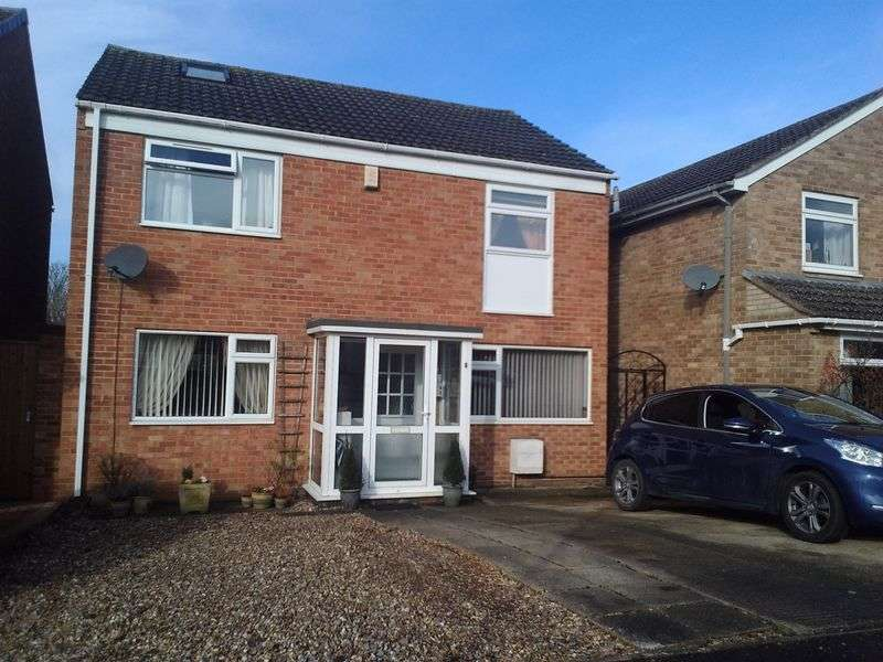 4 Bedrooms Detached House for sale in Pentathlon Way, Cheltenham