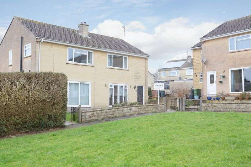 3 Bedrooms Semi Detached House for sale in Purleigh Road, Corsham