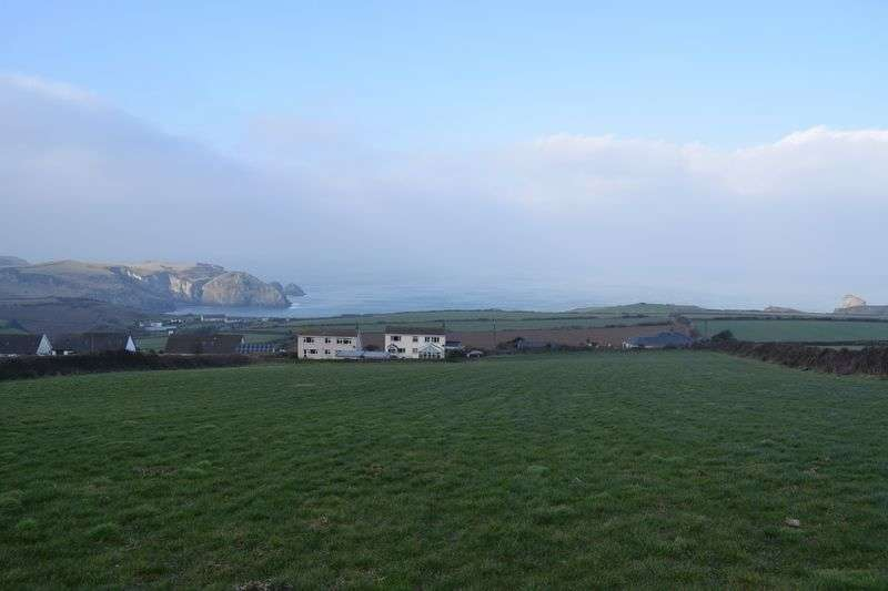 Property for sale in Trethevy, Tintagel