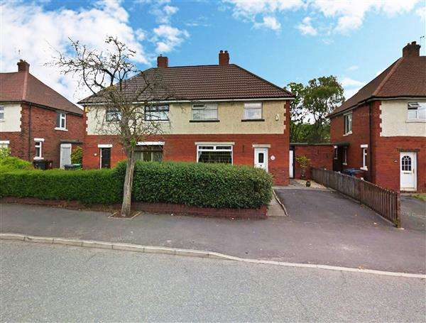 3 Bedrooms Semi Detached House for sale in Duchess Street, Shaw