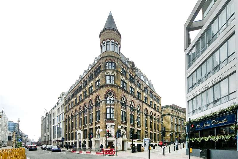 3 Bedrooms House for sale in Farringdon Road, Clerkenwell, London, EC1M
