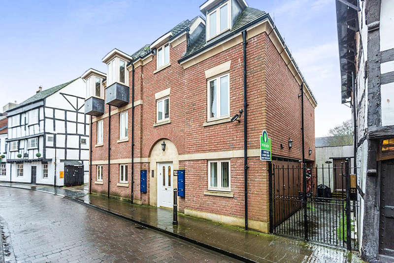 1 Bedroom Flat for sale in Fish Street, Worcester, WR1