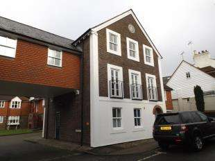 1 Bedroom Flat for sale in Tunsgate, Jarvis Lane, Steyning, West Sussex
