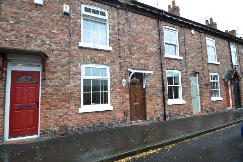 2 Bedrooms Terraced House for sale in Brook Street, Cheadle