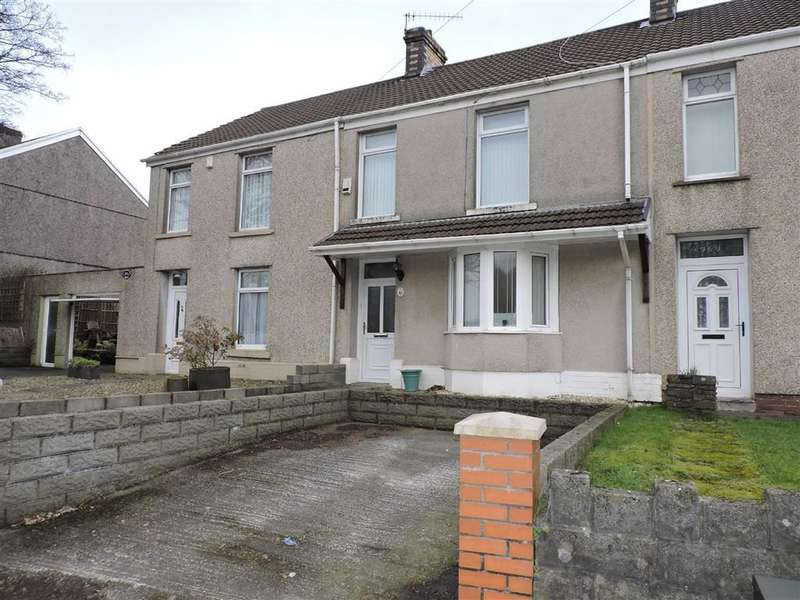 3 Bedrooms Property for sale in Llangyfelach Road, Tirdeunaw