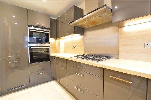 3 Bedrooms Terraced House for sale in Eden Road, Dunton Green, Sevenoaks, Kent, TN14 5FP
