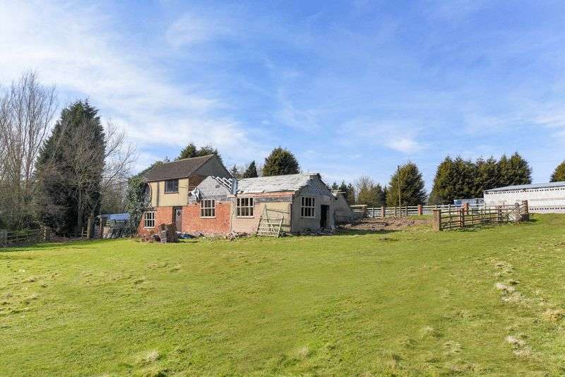 3 Bedrooms Detached House for sale in Loughborough Road, Rothley