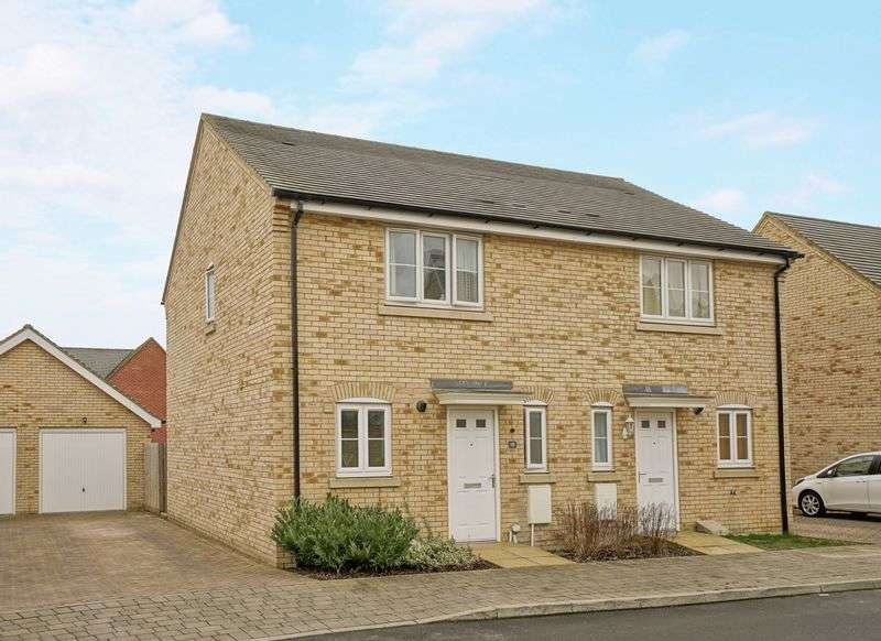 3 Bedrooms Semi Detached House for sale in St Neots, Cambridgeshire