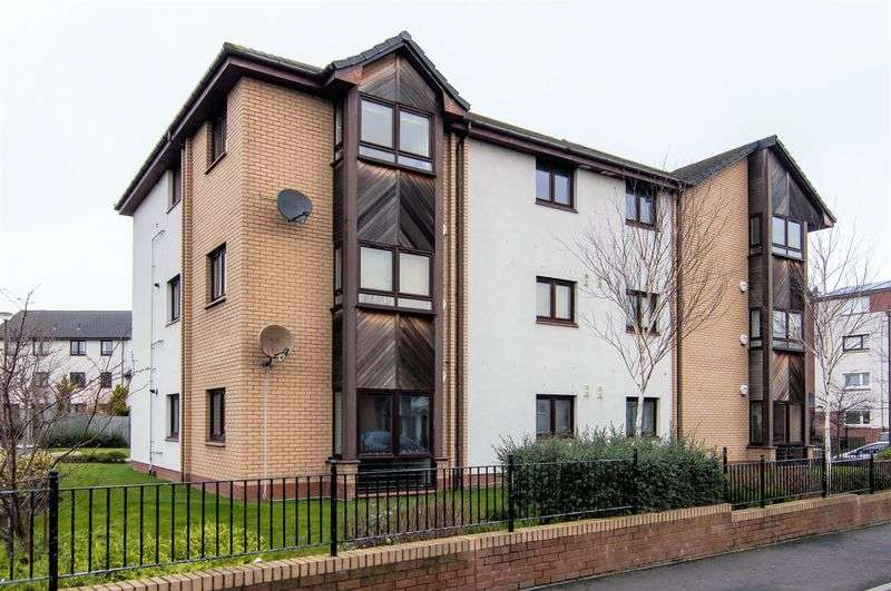 2 Bedrooms Flat for sale in 12/8 Southhouse Crossway, Southhouse, Edinburgh, EH17 8FF