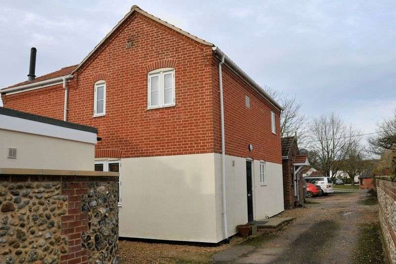 3 Bedrooms Detached House for sale in The Street, Lyng, Norfolk