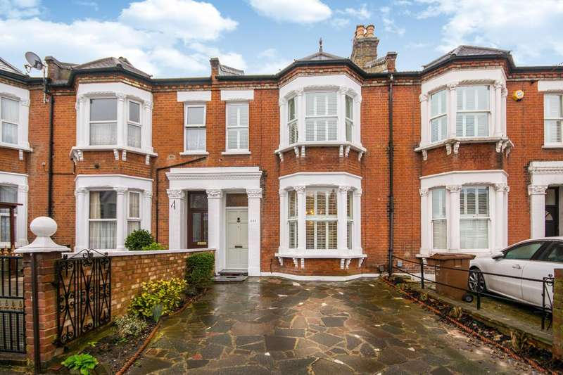 6 Bedrooms Terraced House for sale in Underhill Road, East Dulwich, SE22