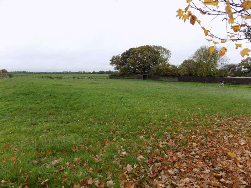 Land Commercial for sale in Land For Sale, plot approaching 1 acre (STS) with no planning permission.