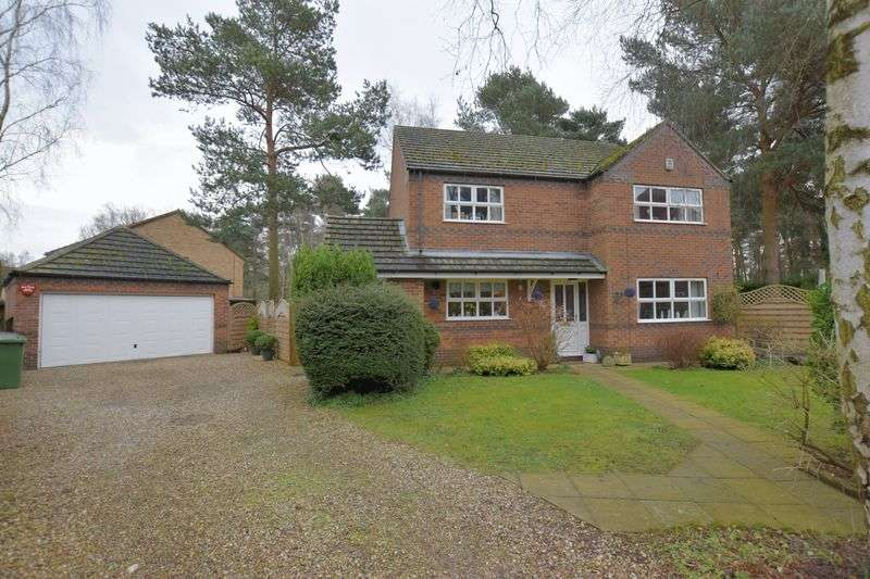4 Bedrooms Detached House for sale in Stenigot Grove, Lincoln