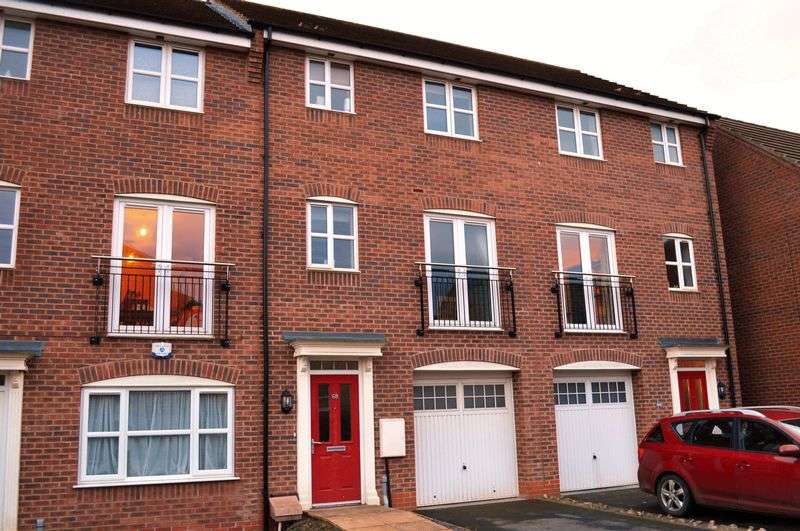 4 Bedrooms House for sale in Deansleigh, Lincoln